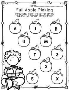 Fall Apple Picking 1