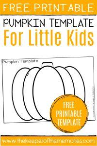 Free Printable Halloween Template
