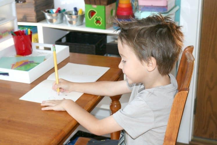 Literacy Activities for Preschoolers Journal Writing