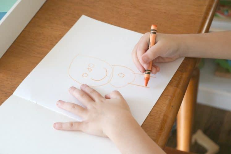 Literacy Activities for Preschoolers Journaling