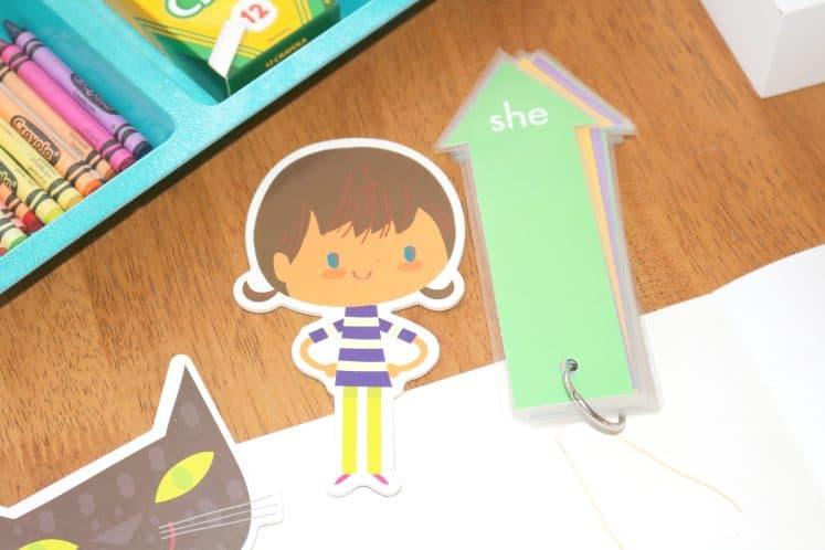 Literacy Activities for Preschoolers Writing