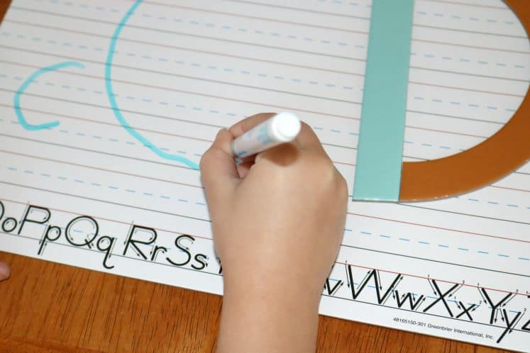 Literacy Activities for Preschoolers Writing Letters