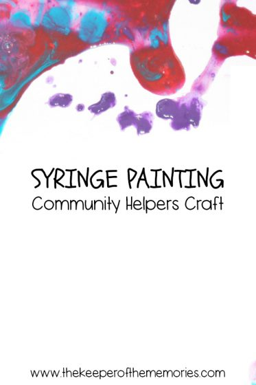 Community Helpers Craft