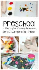 Seasons Preschool Monthly Theme Crafts & Activities