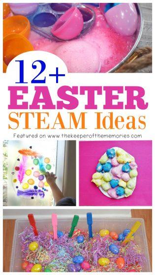 Easter STEAM Ideas