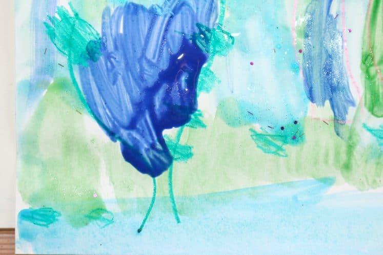 Pond Art for Preschoolers 11