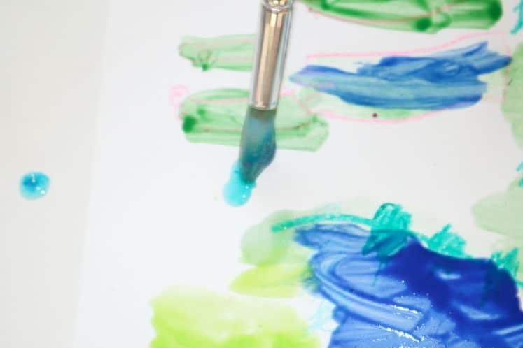 Pond Art for Preschoolers 7