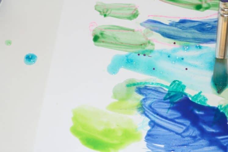 Pond Art for Preschoolers 8