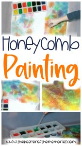 Honeycomb Painting