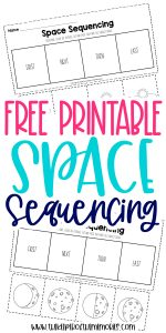 Free Story Sequencing Worksheets for Preschoolers & Kindergartners