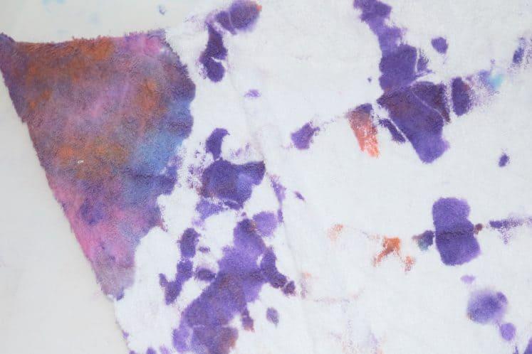 tie-dye art