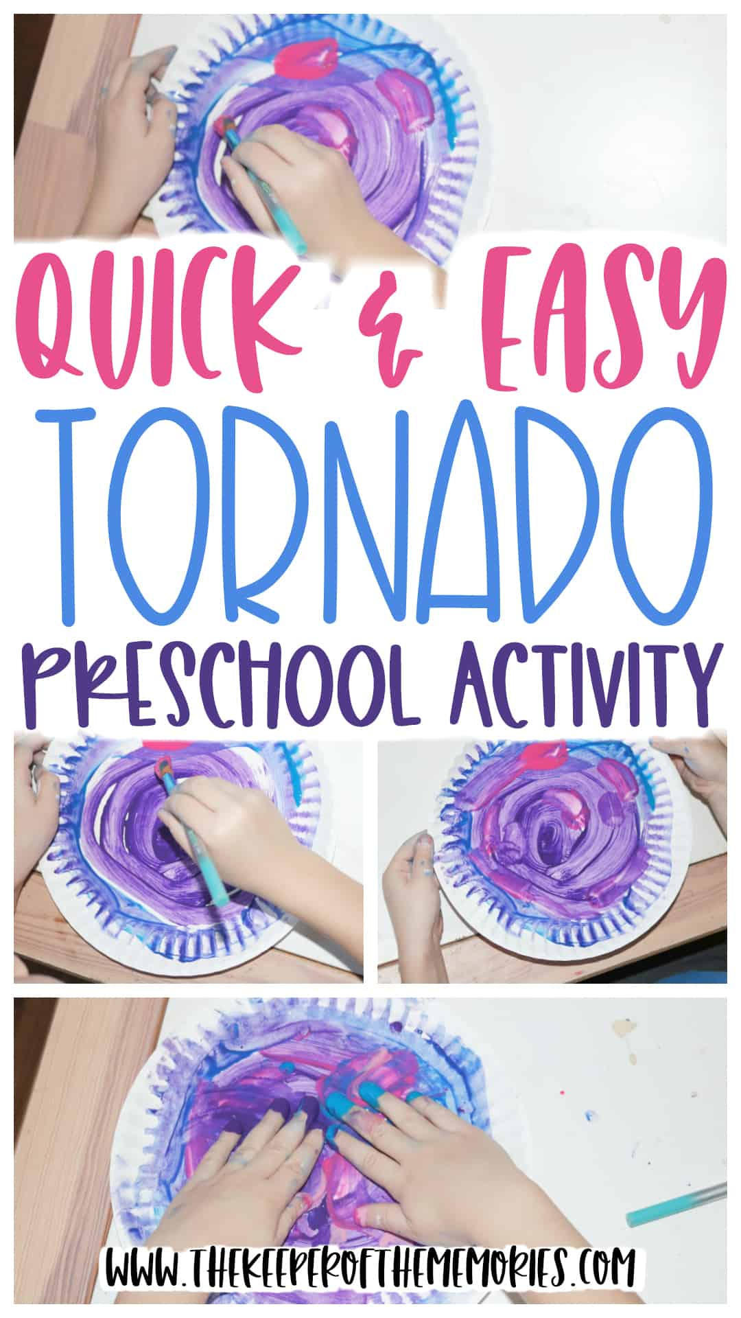 Exploring Tornados with Little Kids