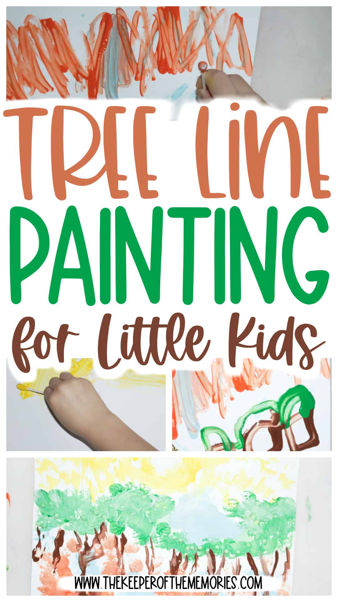 Tree Painting for Kids