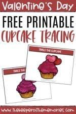 Free Printable Valentine's Day Activities for Preschoolers