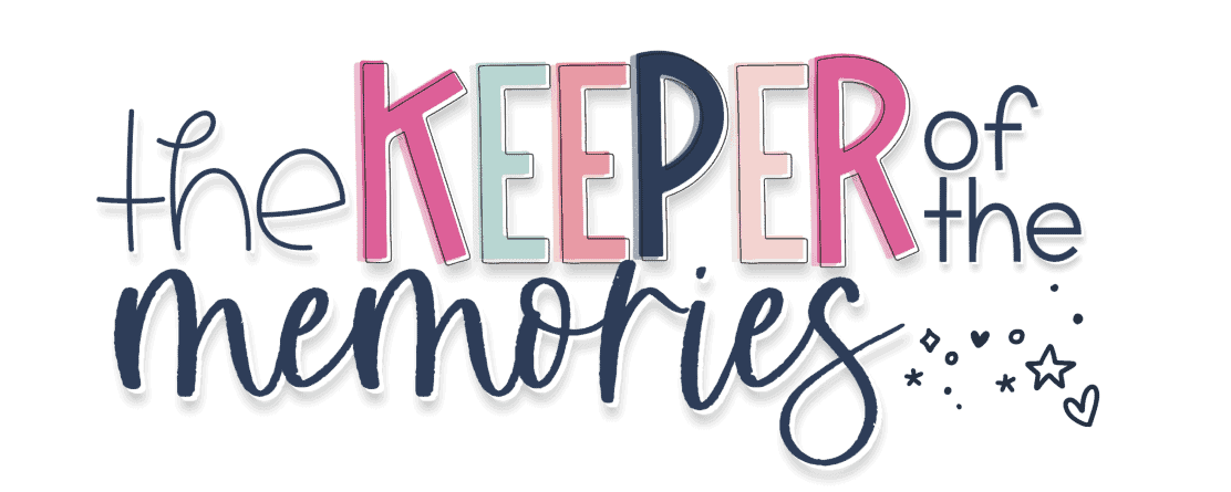 The Keeper of the Memories Logo - Home