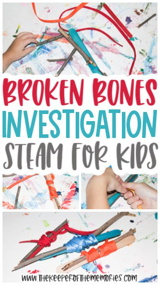 Broken Bones STEAM